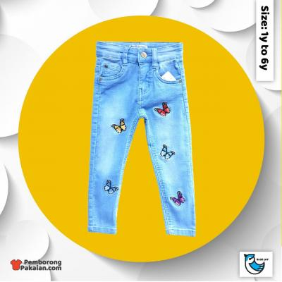 Latest Kid's Jeans collection In Malaysia