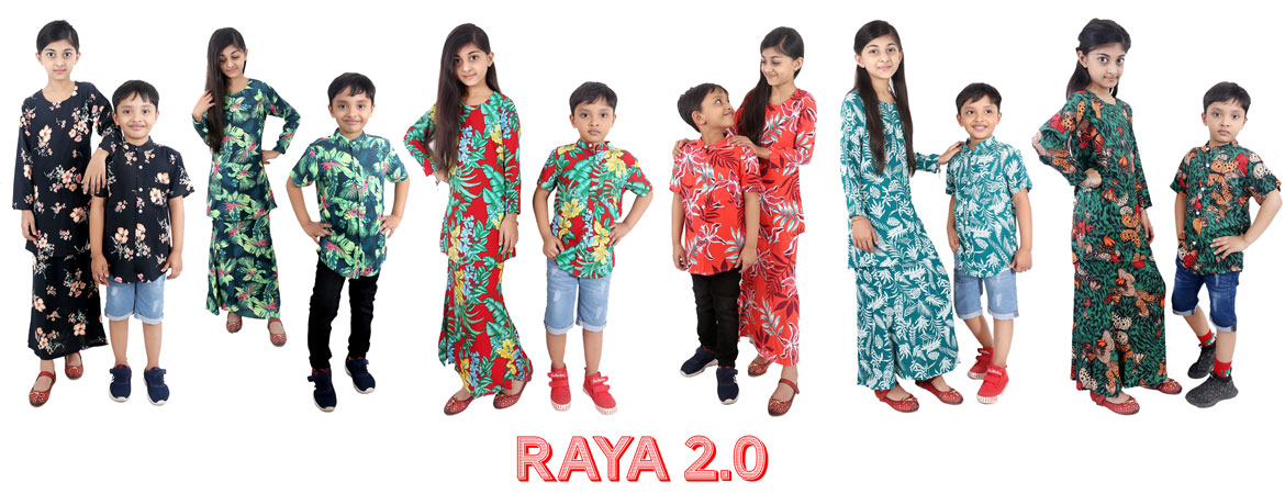 Raya Collection 2020